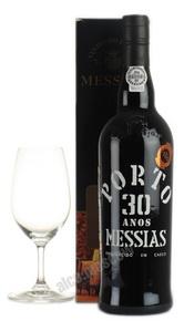 Messias Porto 30 years портвейн Мессиас Порто 30 лет в п/у