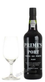 Primes Ruby Port портвейн Праймс Руби Порт