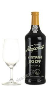 Niepoort Vintage 2009 Портвейн Нипорт Винтаж 2009