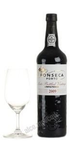 Fonseca Late Bottled Vintage 2009 Портвейн Фонсека Лейт Боттлд Винтаж 2009