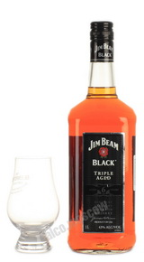 Jim Beam 6 years 1 l виски Джим Бим 6 лет 1 л