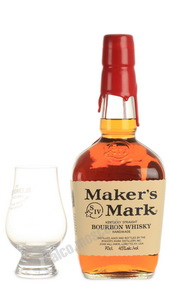 Makers Mark 700 ml виски Мэйкерс Марк 0.7 л