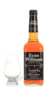 Evan Williams Black Label виски Эван Вильямс Блэк Лейбл