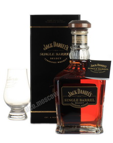 Jack Daniels Single Barrel Tennesse 750 ml виски Джек Дэниелс Сингл Бэррел Теннесси 0.75 л
