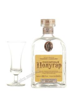 Водка Полугар Пшеничный 0.615l