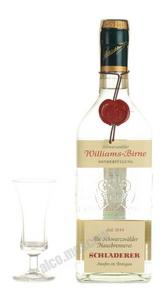 Грушевая водка Шладерер водка Schladerer Williams-Birne 0.7l