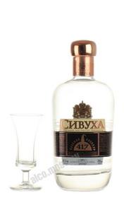 Крепкий алкогольный напиток Сивуха 0.7л