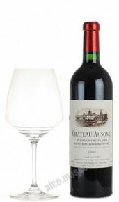 Chateau Ausone Saint Emilion Grand Cru 1999 Французское вино Шато Озон Сент-Эмилиьон Гран Крю 1999