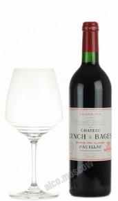 Chateau Lynch Bages 1995 Французское вино Шато Линч Баж 1995