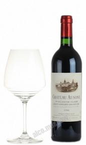 Chateau Ausone Saint Emilion Grand Cru 1996 Французское вино Шато Озон Сент-Эмилиьон Гран Крю 1996