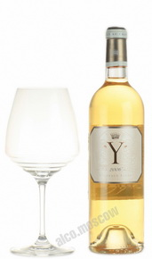 Chateau d Yquem Sauternes 2004 Французское вино Шато д Икем Сотерн 2004