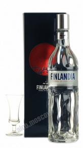 Finlandia водка Финляндия 0.7l в п/у