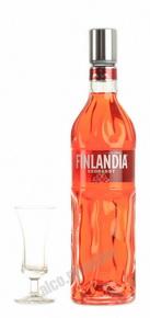 Finlandia Redberry водка Финляндия Клюква 0.7l