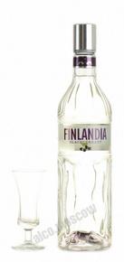 Finlandia Blackcurrant водка Финляндия Черная Смородина 0.7l