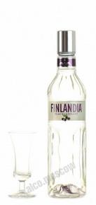 Finlandia Blackcurrant водка Финляндия Черная Смородина 0.5l