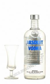 Absolut водка Абсолют 0.5l