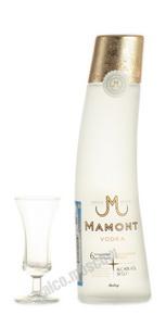 Mamont водка Мамонт 0.5l
