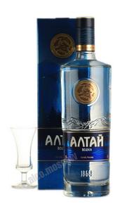 водка Алтай 0.7l в п/у
