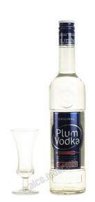 Plum водка Плам Сливовая 0.5l