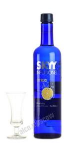 Skyy Citrus водка Скай Цитрус