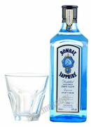 Bombay Sapphire 0.7l джин Бомбей Сапфир 0.7л