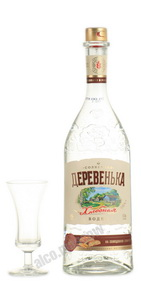 водка Солнечная Деревенька Хлебная на солодовом спирте Альфа