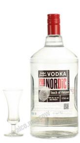 ProNordic водка Пронордик 1.75l