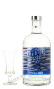 Abri водка Сливовая Абри 0.75l
