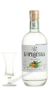 водка Борщёвка с Холодком Особая 0.7l