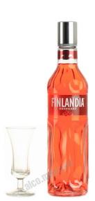 Finlandia Redberry водка Финляндия Клюква 0.5l