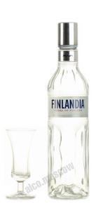Finlandia водка Финляндия 0.5l