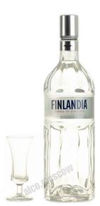Finlandia водка Финляндия 1l
