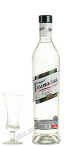 водка Особая Беленькая Кедровая 0.5l