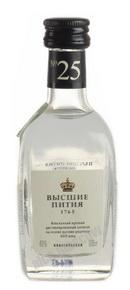 Viche Pitia напиток дистиллированный Высшие Пития Классическая 0.05l