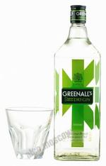 Greenalls 1l джин Гринолз 1л