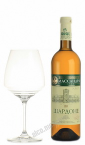 Вино Массандра Шардоне