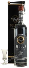 Beluga Gold Line водка Белуга Золотая Линия с кисточкой в п/у