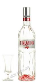 Finlandia Cranberry водка Финляндия Крэнберри 0.7l