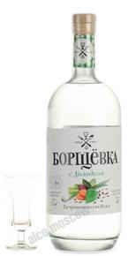 водка Борщёвка с Холодком Особая 1.75l