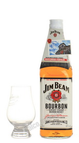 Jim Beam 0.7 ml виски Джим Бим 0.7 л