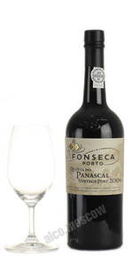 Fonseca Quinta do Panascal Vintage Port 2004 Портвейн Фосека Кинта до Панаскаль Винтаж Порт 2004