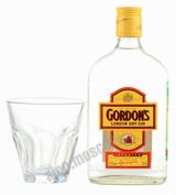 Gordons 0.375l джин Гордонс 0.375л
