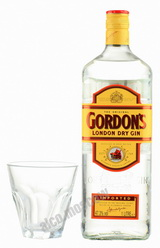 Gordons 1l джин Гордонс 1л