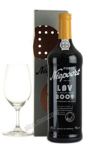 Niepoort Late Bottled Vintage 2009 Портвейн Нипорт Лейт Боттлед Винтаж 2009 в п/у