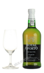 Royal Oporto White портвейн Роял Опорто Вайт