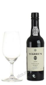 Warres Vintage 2000 портвейн Уоррс Винтаж 2000