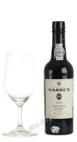 Warres Vintage 2011 портвейн Уоррс Винтаж 2011