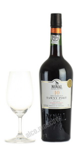 Noval 10 years Портвейн Новал 10 лет