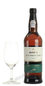 Dows Fine White Портвейн Доуз Файн Белый