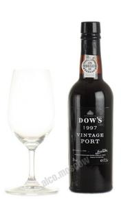 Dows 1997 Vintage Портвейн Доуз 1997 Винтаж